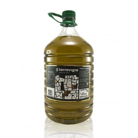 PACK 3 Botellas Aceite de Oliva Virgen 5L (PET)